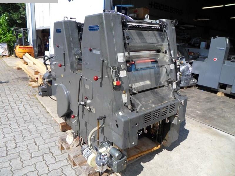 Heidelberg GTO 46-2 ZP