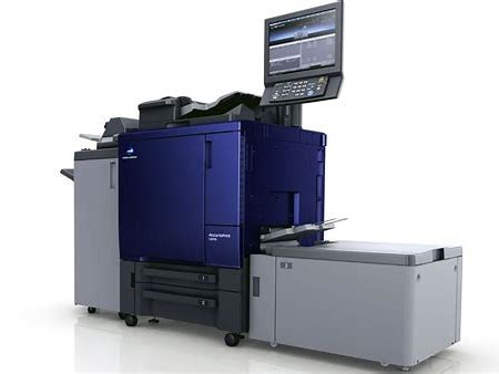 Show details for Konica Minolta AccurioPrint C3070