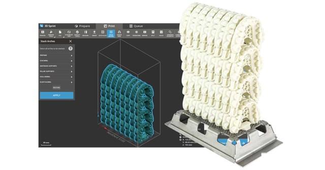 PROJET ProJet 860Pro  3D Color