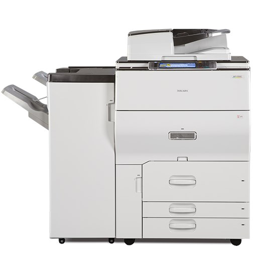 Show details for RICOH MP C8002 Color Laser Multifunction Printer