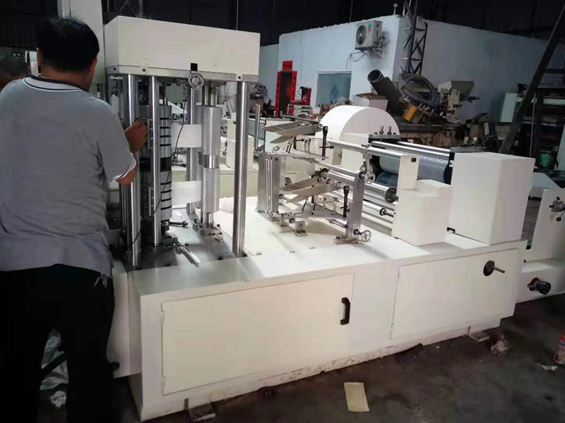 Texo Table napkin production line