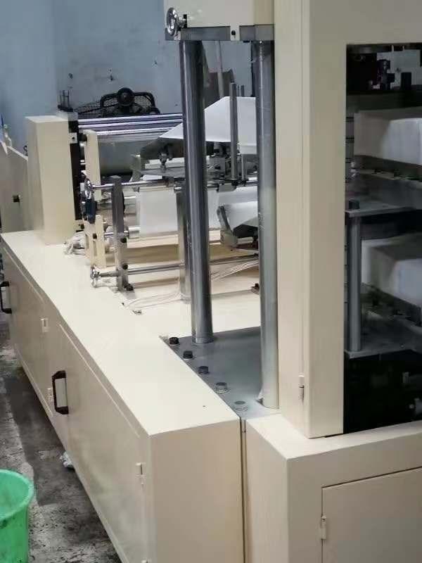 Texo Table napkin production line