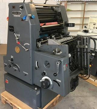 Heidelberg GTO 46 Sheet Fed