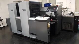 Heidelberg SM 52 单张纸胶印机
