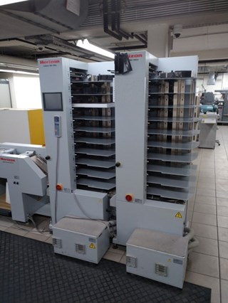 Horizon SL 5500 Binding machine