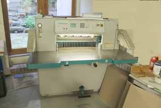 Perfecta 76 SC Guillotines/Cutters