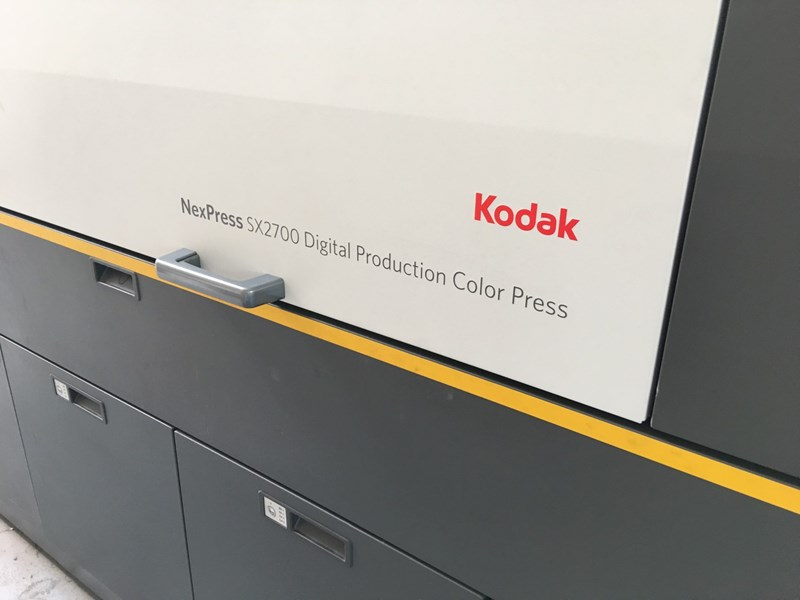 Kodak Nexpress SX-2700