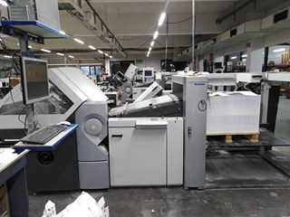 Heidelberg KH82/4KL Folding machines