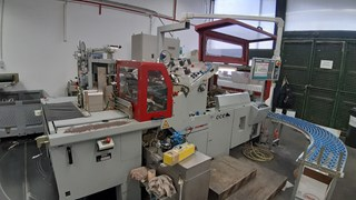 Hoerauf BDM COMPACT 45 casemaker Case production