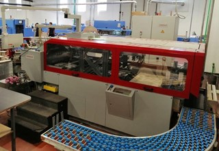 Hoerauf BDM Universal casemaker Case Production