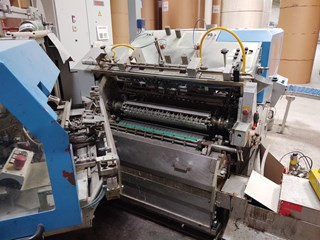Hoerauf BDM Universal casemaker Case production