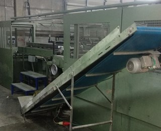 Kolbus PK/PK 2 directional board cutter Case production