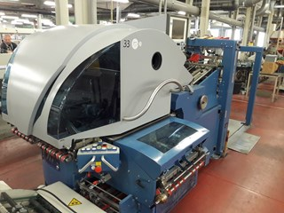 MBO K 800.2S KTZ 4 combination folder Folding machines