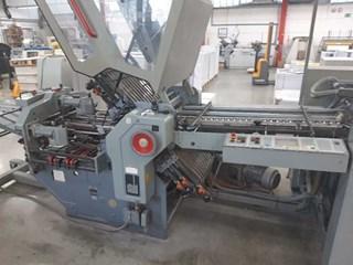 Stahl KD56/6 KTL combination folder Folding machines