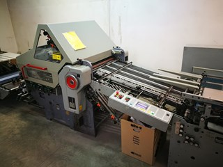 Stahl KD78/4KTLL folding machine 折页机