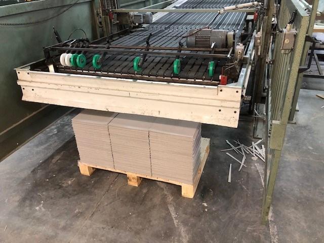 Kolbus PK/PK 2 directional board cutter