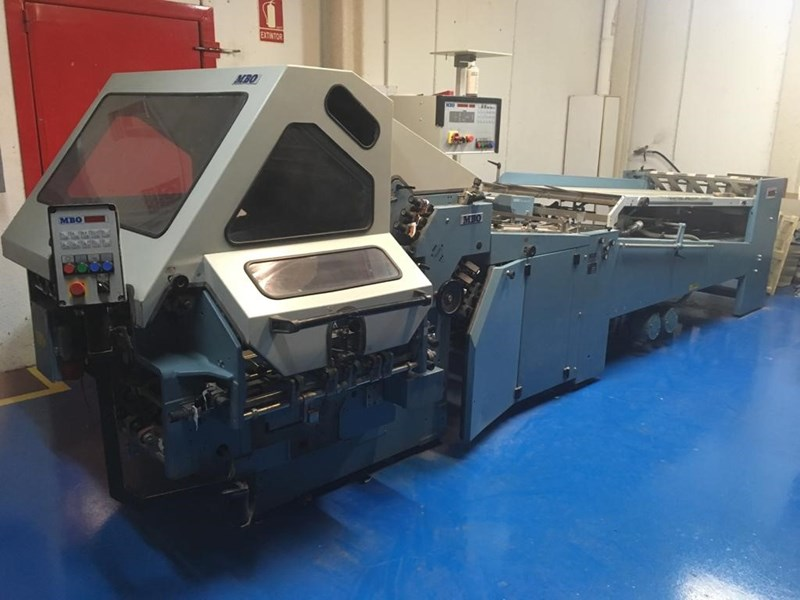Show details for MBO K 820/6 KTL combination folder