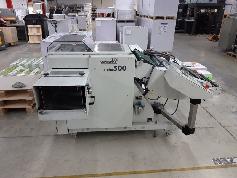 Show details for Palamides Alpha 500 stacker