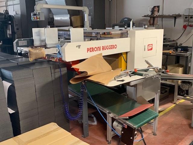 Peroni SCR 1000 Grooving machine