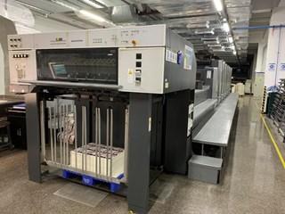 Heidelberg Speedmaster CD102-7+L