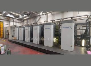 Komori LR   438 / 625 S II - 6 units Heatset