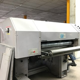 MAN-Roland  Rotoman 55, 4-colour web-offset press with a 630mm cut-off size Heatset