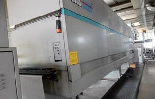 Vits Sirius OTS 1/10 X Hot Air Dryer with Afterburner Heatset
