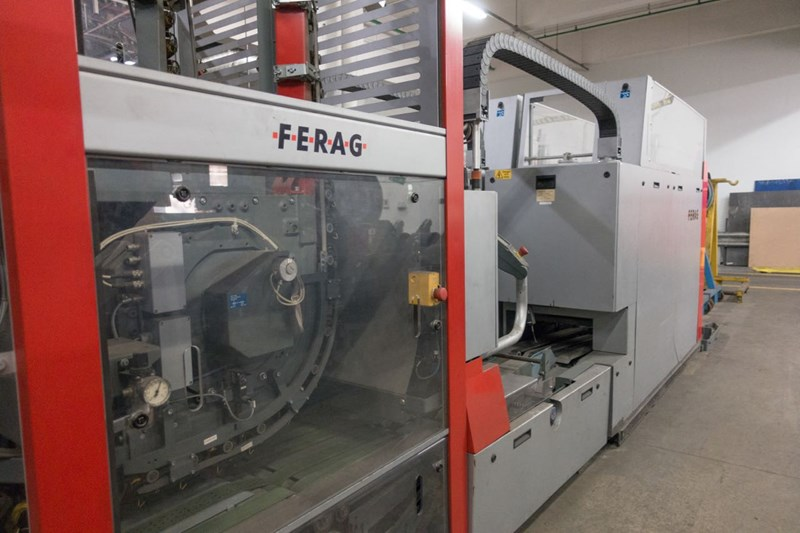 Show details for Ferag Winding Equipment to DTR/