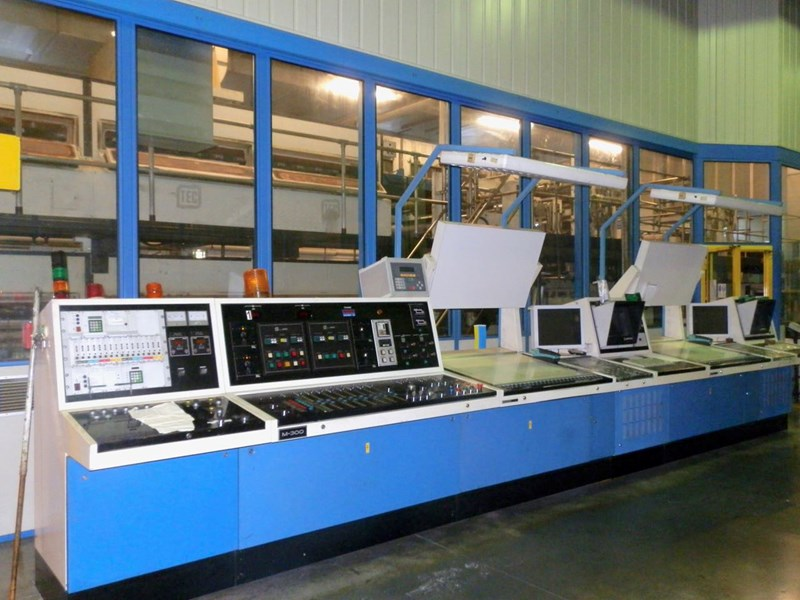 HARRIS M300 8 units 630mm cut-off.