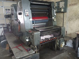 HEIDELBERG MO Z Sheet Fed