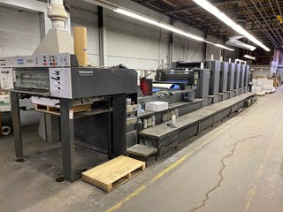 Heidelberg CD 102 Machines offset à feuilles