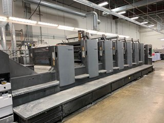 Heidelberg SM 102-6P+L Sheet Fed