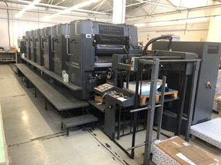 Heidelberg SM 72 Sheet Fed
