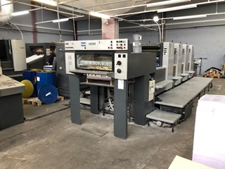 Heidelberg SM 74-4-H Sheet Fed
