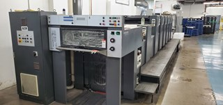 Heidelberg SM74-6P+L Sheet Fed