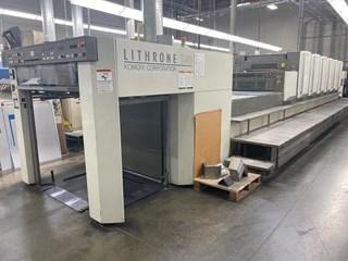 Komori Lithrone L-40/LS-40/GL-40/GS-40 Offset de pliegos