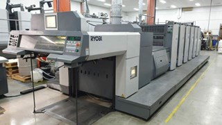 Ryobi 925-C 单张纸胶印机