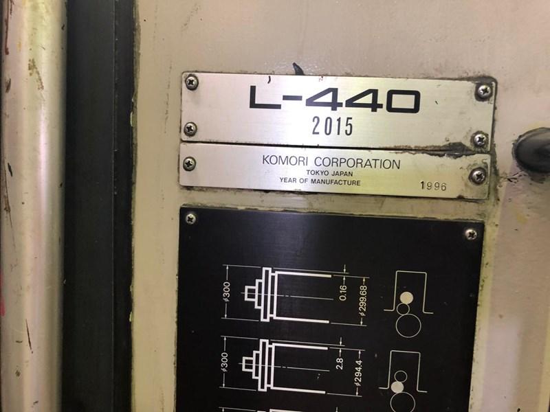 Komori Lithrone L-40/LS-40/GL-40/GS-40