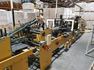 Anter 750 Carton Gluers