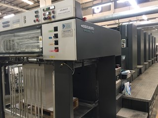 Heidelberg CD 102-6 Sheet Fed