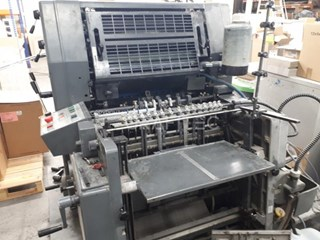 1996 Heidelberg GTO 52 Sheet Fed