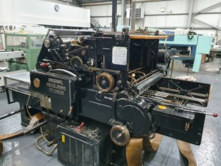 Heidelberg S Cylinder Converting Equipment