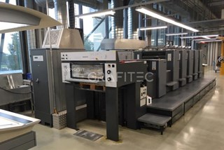 2003 Heidelberg SM 74-5P2+L Sheet Fed
