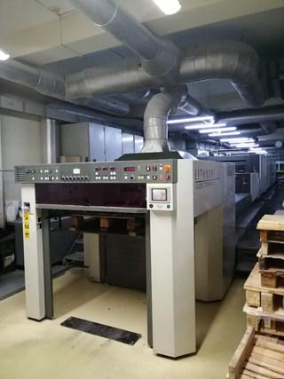 Komori LS640+L Gebrauchte Bogenoffsetmaschinen