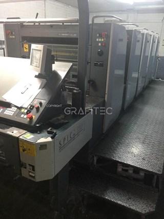 2008 Komori Spica 529P 单张纸胶印机