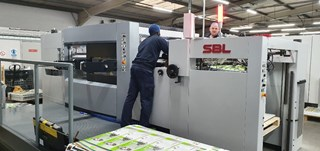 2018 SBL-1050 SE Die Cutters - Automatic and Handfed
