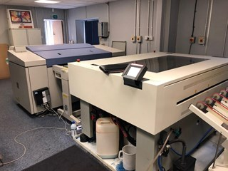 Screen PT-R-8100 Digital Printing