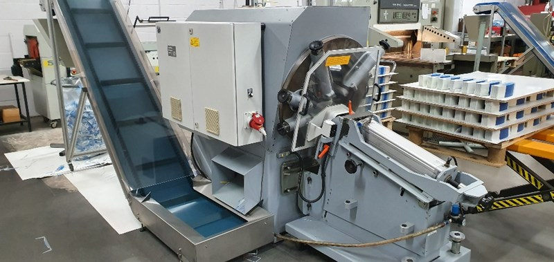Show details for 2003 Busch BLS Counter Pressure Ram Punch
