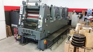 Heidelberg GTOV 52+ Sheet Fed