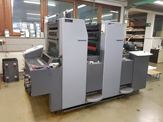 2000 Heidelberg SM 52-2 P + Offset de pliegos